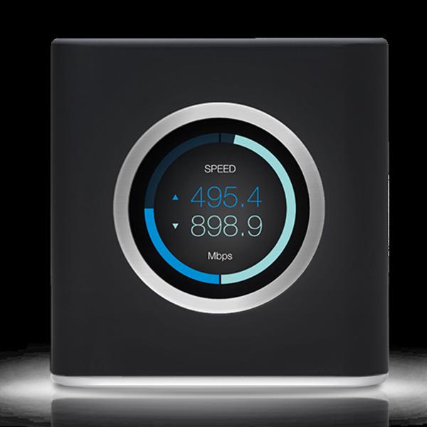 AmpliFI HD Mesh Router black (AFI-R) Ubiquiti - двухдиапазонный роутер WiFi