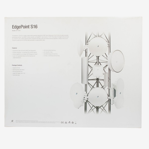EdgePoint S16 (EP-S16) Ubiquiti