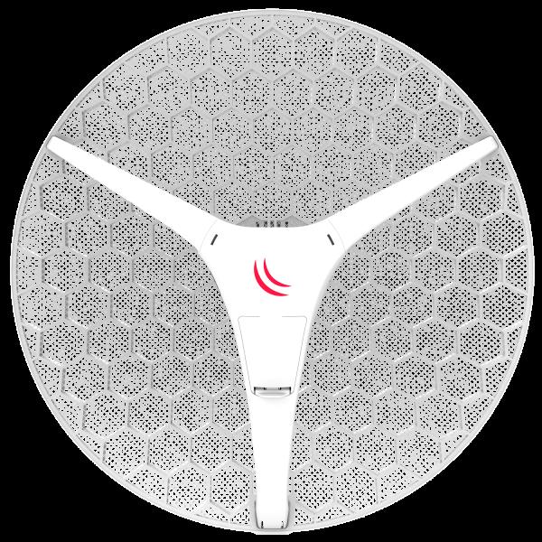 MikroTik LHG XL HP5 (RBLHG-5HPnD-XL) - клиентская точка доступа 5ГГц