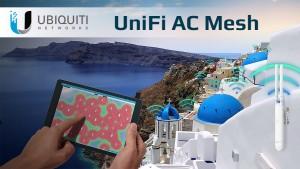 Расширяйте зону высокоскоростного WiFi с помощью UniFi Mesh
