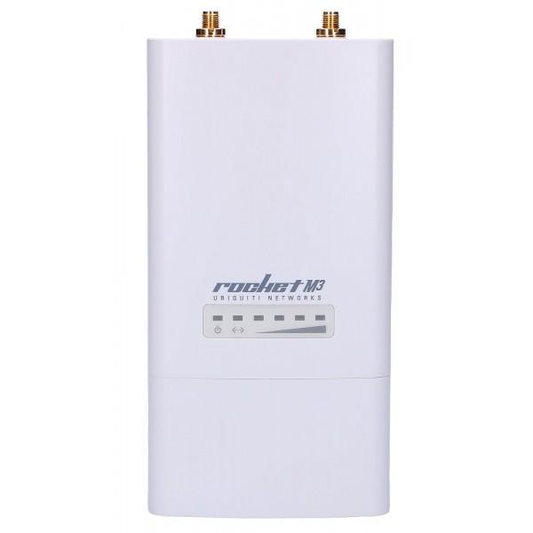 Ubiquiti RocketM3 | CPE | 3GHz, 1x RJ45 100Mb/s, 2x RP-SMA