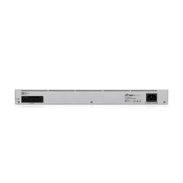 Ubiquiti USW-PRO-24-POE   Switch   16x RJ45 1000Mb/s PoE+, 8x RJ45 1000Mb/s PoE++, 2x SFP+