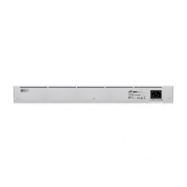 Ubiquiti USW-48-POE | Switch | UniFi, 48x RJ45 1000Mb/s, 32x PoE+, 4x SFP