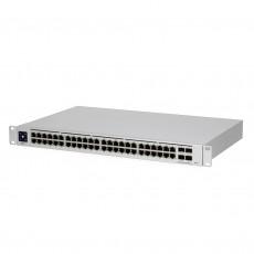 Ubiquiti USW-PRO-48 | Switch | UniFi GEN2, 48x RJ45 1000Mb/s, 4x SFP+