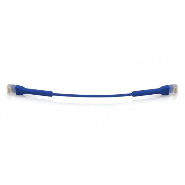 Ubiquiti UC-PATCH-RJ45-BL | Copper LAN cable | UniFi Ethernet Patch Cable, CAT6, blue