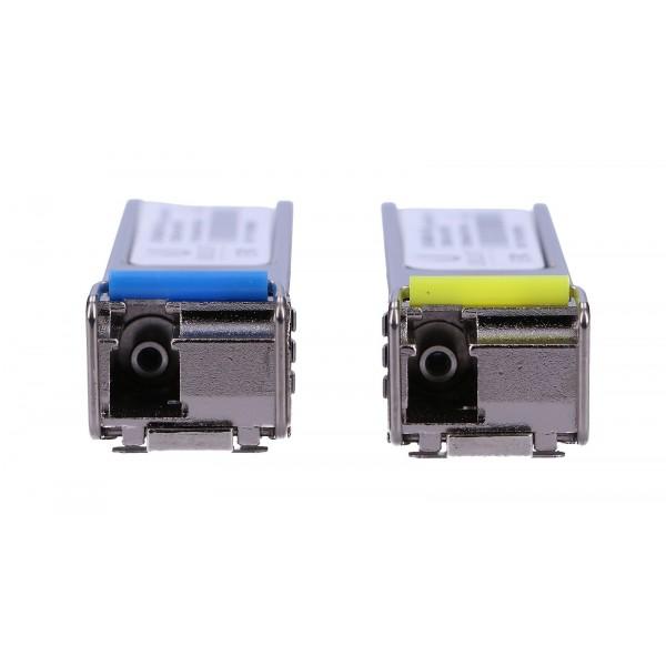 Ubiquiti UF-SM-1G-S-20 | SFP Module | UFiber, BiDi, 1,25Gb/s, LC/UPC, 1310nm/1550nm, Single mode, 20-pack