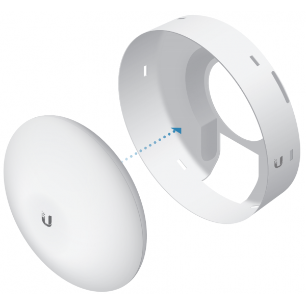 Ubiquiti ISO-BEAM-16 | Isolator | dedicated for nanobeam 16