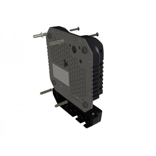 MikroTik LtAP LTE6 kit | LTE Router | RBLtAP-2HnD&R11e-LTE6, LTE 300Mb/s, 2,4GHz, 1x RJ45 1000Mb/s, 2x miniPCI-e, 3x SIM, 1x USB