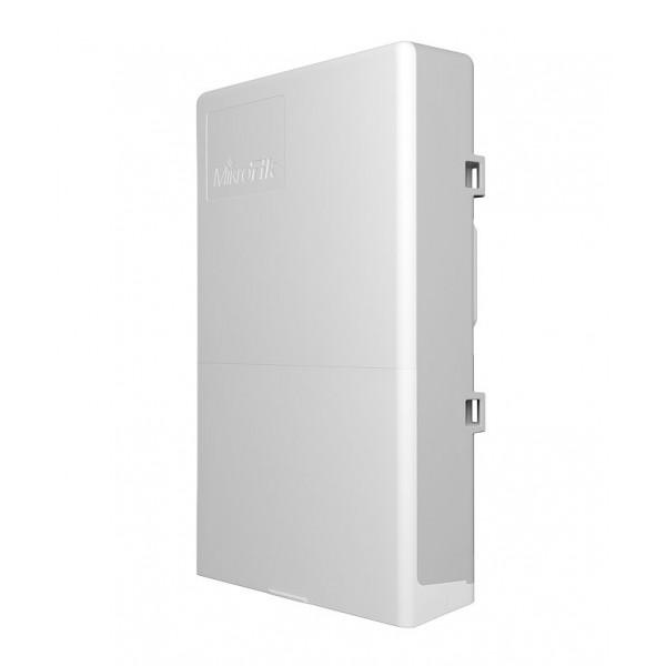 MikroTik netPower Lite 7R (CSS610-1Gi-7R-2S+OUT)