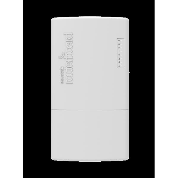 MikroTik FiberBox (CRS105-5S-FB)