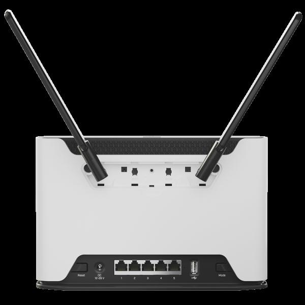 MikroTik Chateau 5G (D53G-5HacD2HnD-TC&RG502Q-EA)   Маршрутизатор WiFi