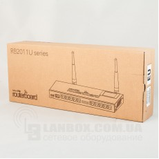 MikroTik RB2011UiAS-2HnD-IN