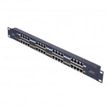 16-портовая гигабитная панель PoE инжектор POE16P