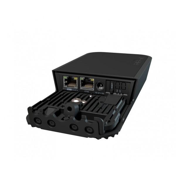 MikroTik wAP AC black (RBwAPG-5HacD2HnD-BE)