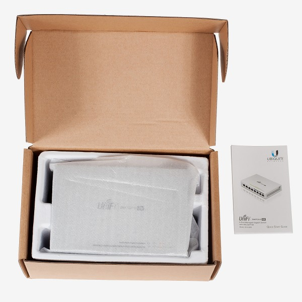 Ubiquiti Unifi Switch PoE 8 60W (US-8-60W)