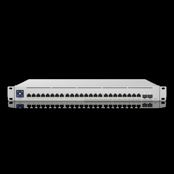Коммутатор Ubiquiti Switch Enterprise 24 PoE (USW-Enterprise-24-PoE)