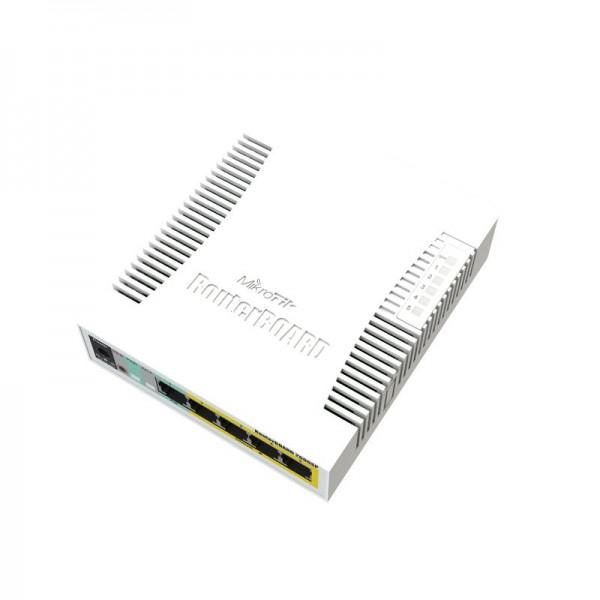 MikroTik RB260GSP (RB260GS)