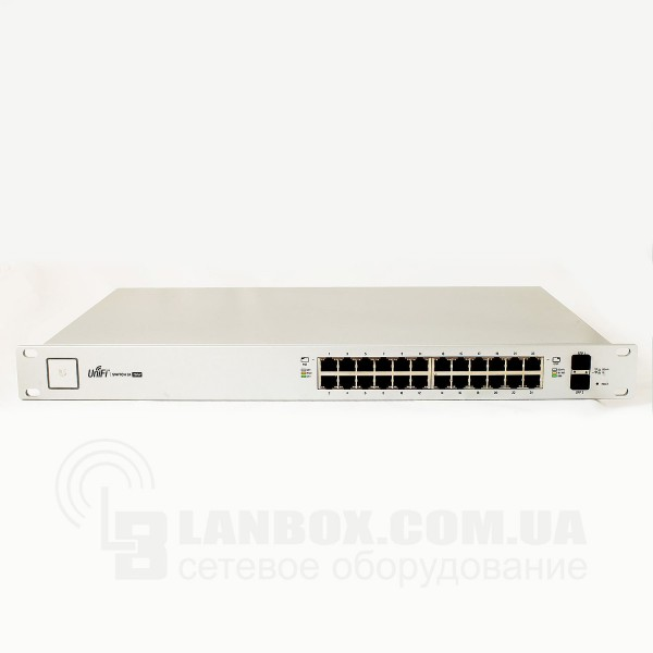 Ubiquiti UniFi Switch PoE 24 250W (US-24-250W)