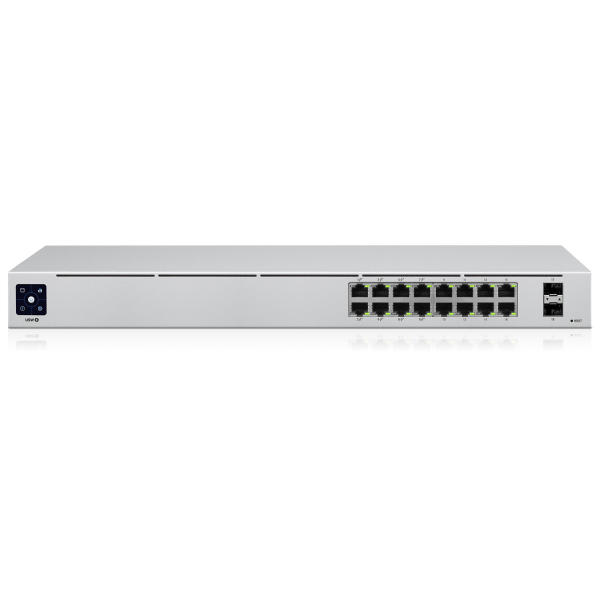 Ubiquiti UniFi Switch 16 PoE Gen2 (USW-16-POE)