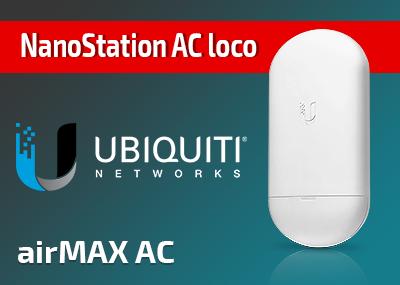 NanoStation AC loco (NS-5ACL) купить цена характеристики